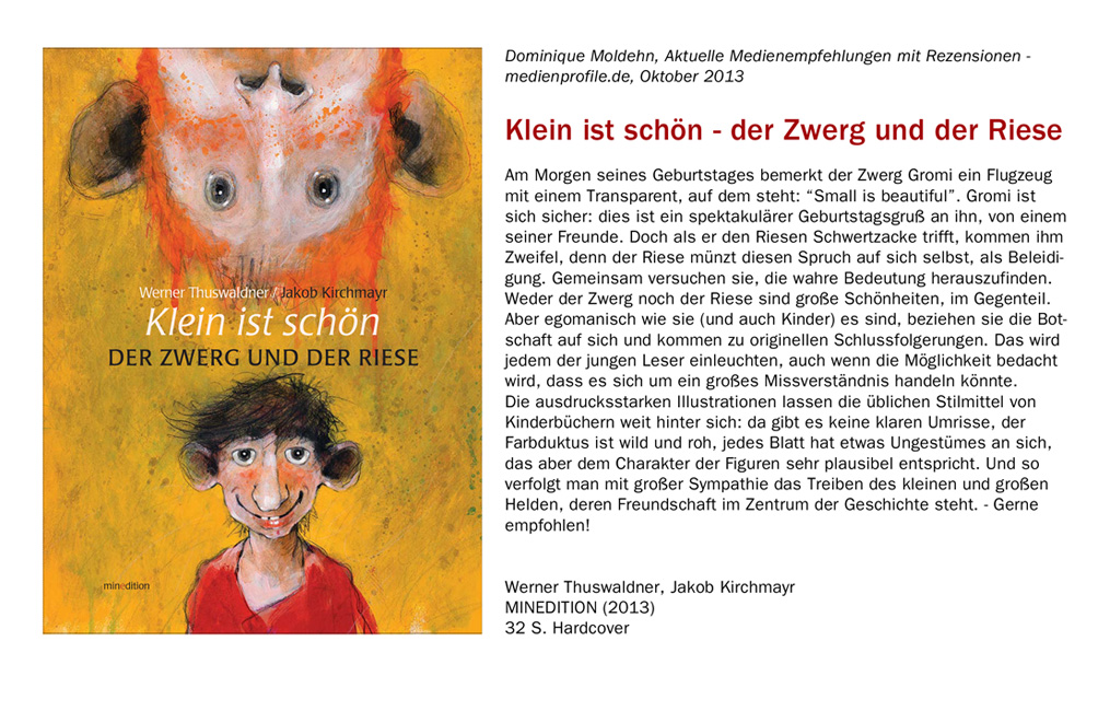 Rezension medienprofile 102013